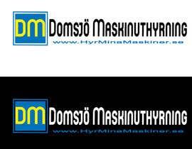 Nro 7 kilpailuun Designa en logo for Örnsköldsviks nyaste uthyrnings företag käyttäjältä denberke
