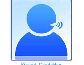 #3 for Design an Icon image for Speech Disability Category af tributef