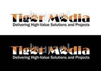 Proposition n° 75 du concours Graphic Design pour Design a Logo for Tiger Media