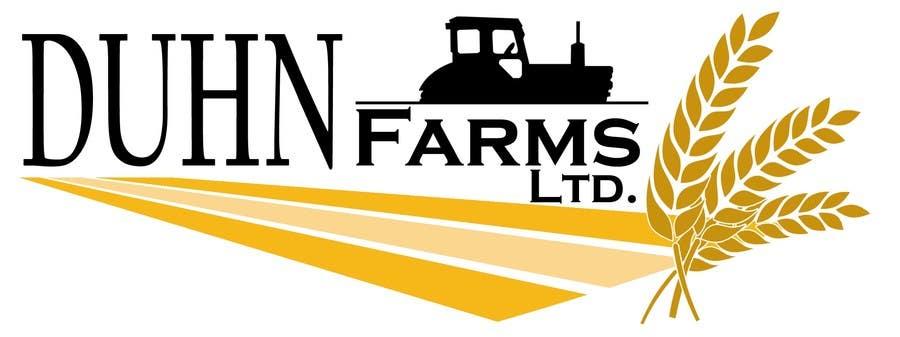 Konkurrenceindlæg #10 for Duhn Farms Ltd
