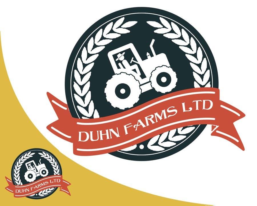 Konkurrenceindlæg #12 for Duhn Farms Ltd