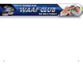 #83 for Diseñar un banner for WaafClub.co af virtualworker7