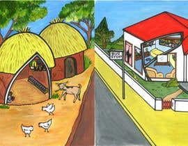 mafernan tarafından Illustrate Something for development/poverty awareness için no 26