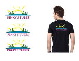#32 for Design a Logo for River Tubing Company - Pinky's Tubes by illidansw