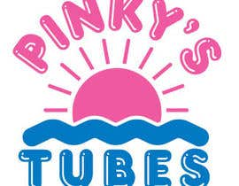 #14 for Design a Logo for River Tubing Company - Pinky's Tubes af tjayart