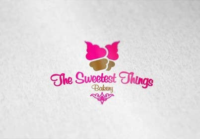 #153 for Design a Logo for The Sweetest Things Bakery af ekanshnigam