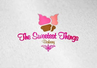 #159 for Design a Logo for The Sweetest Things Bakery af ekanshnigam