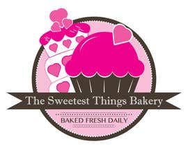 #67 para Design a Logo for The Sweetest Things Bakery por Four14studios
