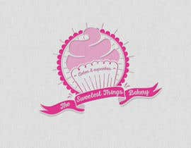 #163 for Design a Logo for The Sweetest Things Bakery af jessicajones86