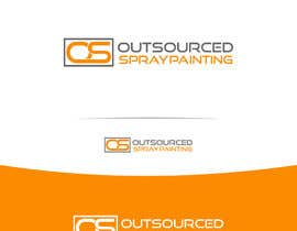 #36 untuk Design a Logo for Outsourced Spraypainting oleh lucianito78