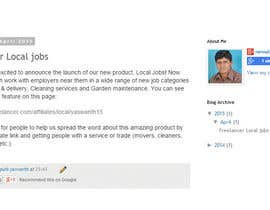 #89 para Spread the word about Freelancer Local Jobs  - Multiple Winners! por yaswanth15