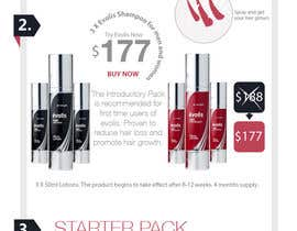 #21 for Design an email Flyer to market an amazing new hair regrowth product by YogNel