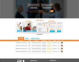 #3 cho Design a Website Mockup for HireHelp.com bởi Adzibabo