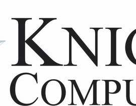 #127 for Design a Logo for Knight Computing by TerryCoombs