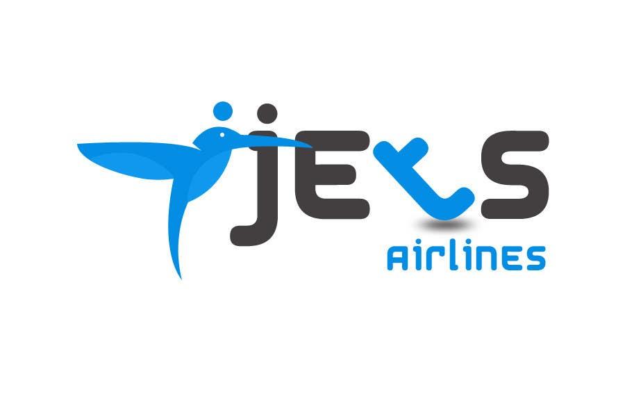 Penyertaan Peraduan #158 untuk Design a Logo for an new Airline