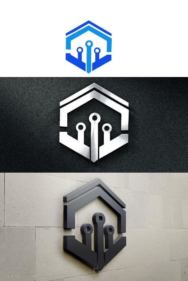 Contest Entry #                                        68                                      for                                         Design a logo for electronic systems design company