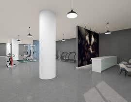 nº 3 pour MDC FITNESS CENTER 3d design par vagsense