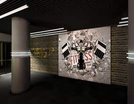 nº 8 pour MDC FITNESS CENTER 3d design par fkayrak