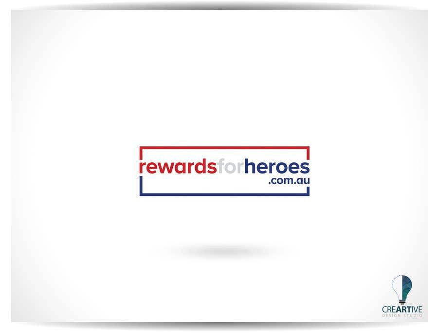 Inscrição nº 4 do Concurso para Design a Logo for rewardsforheroes.com.au