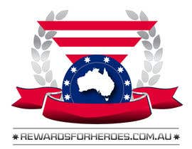 #5 para Design a Logo for rewardsforheroes.com.au por vstankovic5