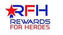 Graphic Design Inscrição do Concurso Nº14 para Design a Logo for rewardsforheroes.com.au