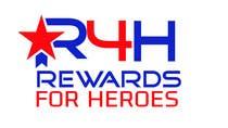 Graphic Design Inscrição do Concurso Nº15 para Design a Logo for rewardsforheroes.com.au