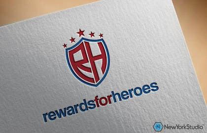 #11 untuk Design a Logo for rewardsforheroes.com.au oleh SergiuDorin