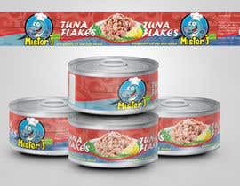 #21 untuk Canned tuna label and poster design. oleh rabdurahmanov