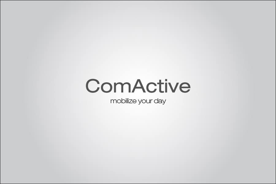 "#15 for Develop a ""tag line"" for Com Active by farmanahmed2007"