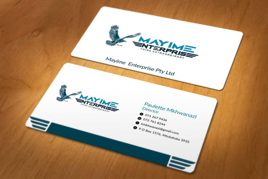 Contest Entry #                                        26                                      for                                         Design a business card for a holding company