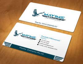 nº 27 pour Design a business card for a holding company par akhi1sl