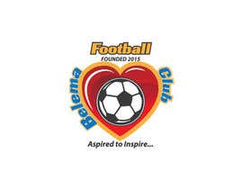 #10 untuk Design a Logo for football club oleh pvprajith