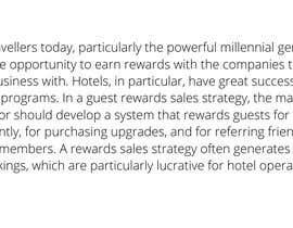 #16 untuk Sales for motel oleh malimali110