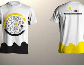 niyajahmad tarafından Design a T-Shirt for Think of IT için no 52