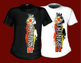 #31 untuk Design a T-Shirt for Think of IT oleh mj956