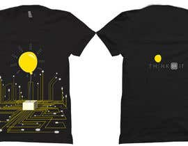 ammarafarooq tarafından Design a T-Shirt for Think of IT için no 42