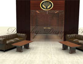 #5 for Front face render of a Cigar Lounge. af DanyJa
