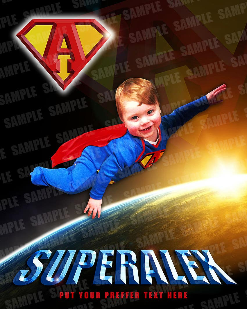 Contest Entry #                                        42                                      for                                         Photoshop: Super Alex