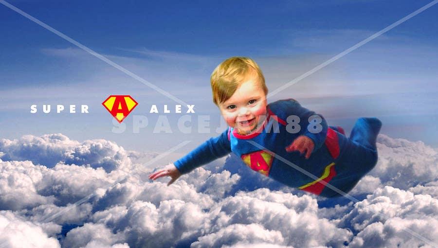 Contest Entry #                                        46                                      for                                         Photoshop: Super Alex