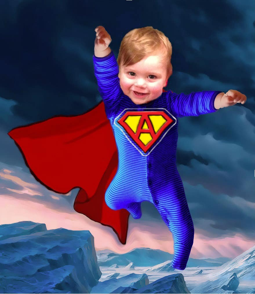 Contest Entry #                                        49                                      for                                         Photoshop: Super Alex