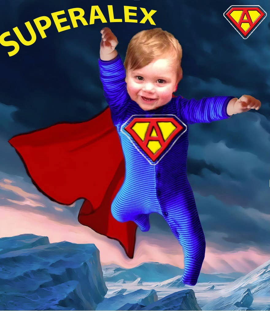 Contest Entry #                                        50                                      for                                         Photoshop: Super Alex