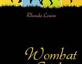 #10 para Design a book cover - Wombat Sushi by Rhonda Louise por RuxkyStudio