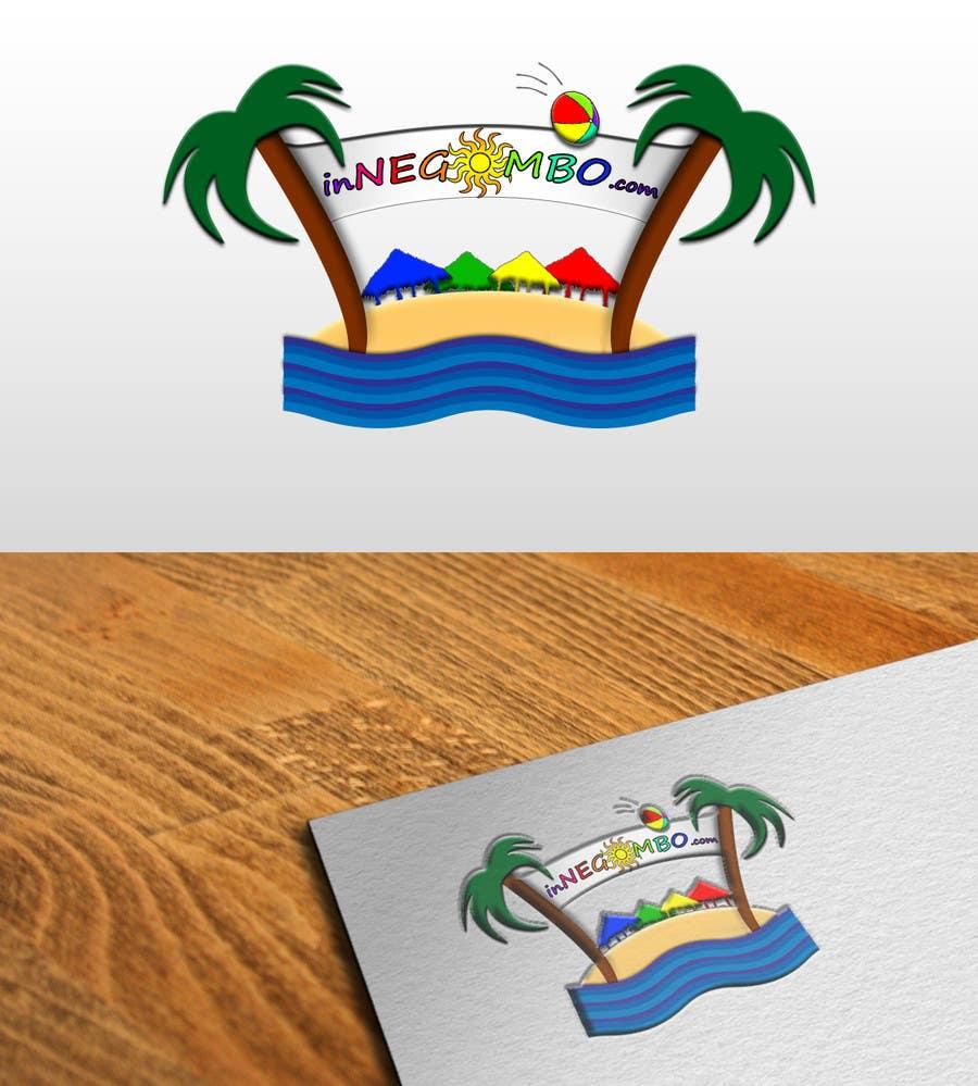Konkurrenceindlæg #                                        7                                      for                                         Design a Logo for www.inNEGOMBO.com