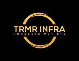 Nro 187 kilpailuun Im looking For Golden Ratio Logo For TRMR (Golden Ratio), TRMR Infra Projects Pvt Ltd  I need two concepts  (Non Golden Ratio) käyttäjältä sharminnaharm