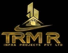 Nro 182 kilpailuun Im looking For Golden Ratio Logo For TRMR (Golden Ratio), TRMR Infra Projects Pvt Ltd  I need two concepts  (Non Golden Ratio) käyttäjältä rashedkhan11919