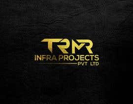 Nro 191 kilpailuun Im looking For Golden Ratio Logo For TRMR (Golden Ratio), TRMR Infra Projects Pvt Ltd  I need two concepts  (Non Golden Ratio) käyttäjältä jahidgazi786jg
