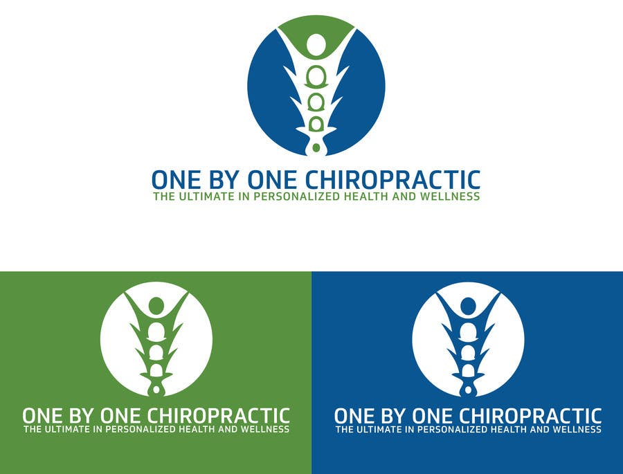 Contest Entry #                                        64                                      for                                         Chiropractic Business Logo