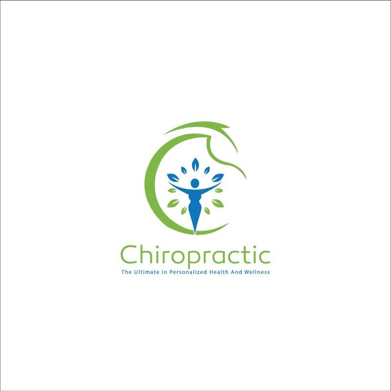 Contest Entry #                                        50                                      for                                         Chiropractic Business Logo
