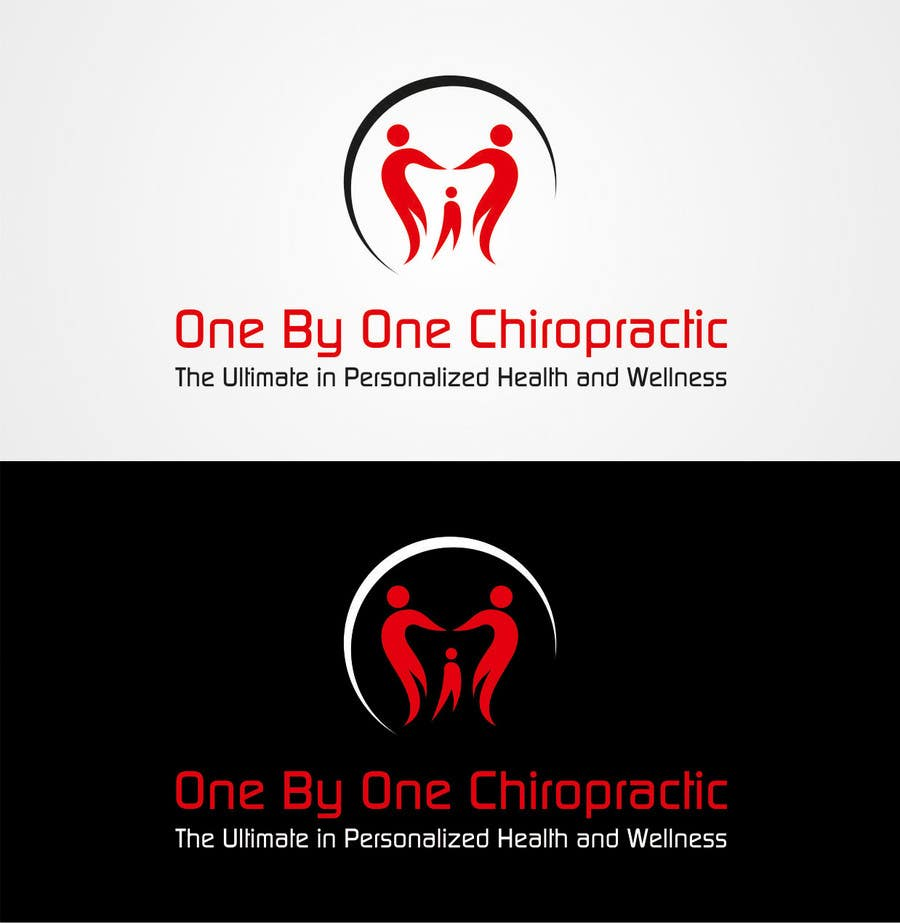 Contest Entry #                                        32                                      for                                         Chiropractic Business Logo