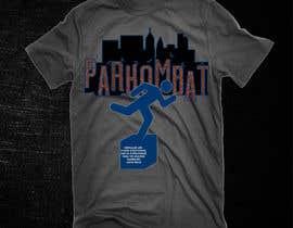 #45 for Design a T-Shirt for Parkombat af EpikArtz